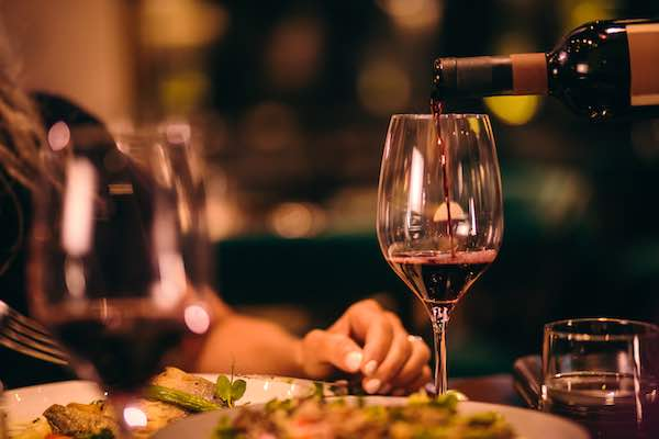 Wine Dinner with Sommelier, Monocasta, Portugal